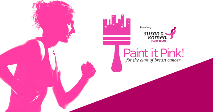 Paint it Pink at Thrive!  Help us raise funds for Susan G Komen Puget Sound.  Funds go to providing diagnostic services to nearly 4,000 low income women living in our region. See your local Thrive for all the details.  Expires 10/31/15
