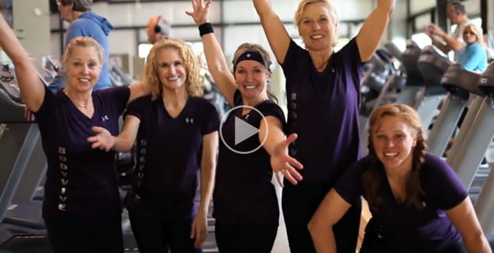We are a community.  From our staff's smiling faces to our members encouraging each other we all come together every day to work out as friends.  Come be part of our community and watch this video to get inspired!      #wearethrive